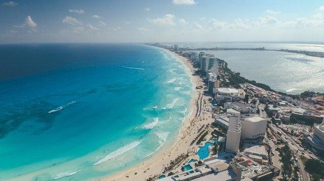 Playas Cancún en Quintana Roo