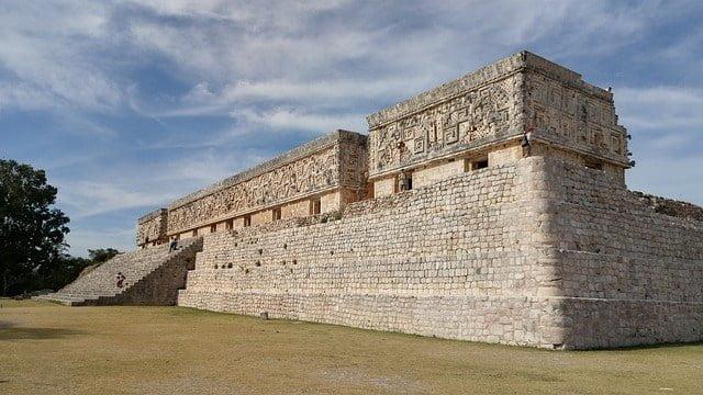 Zona Arqueológica Uxmal en Yucatán
