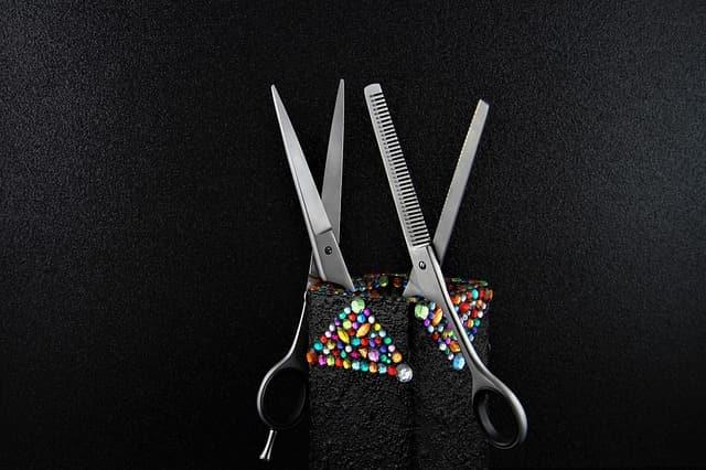tijeras de peluquería
