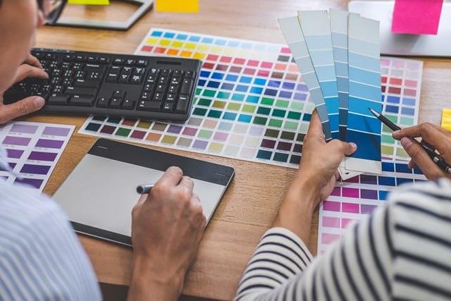 cursos de diseño grafico moderno