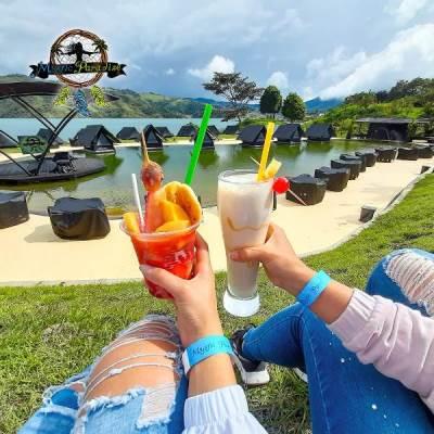 diversión en camping Mystic Paradise