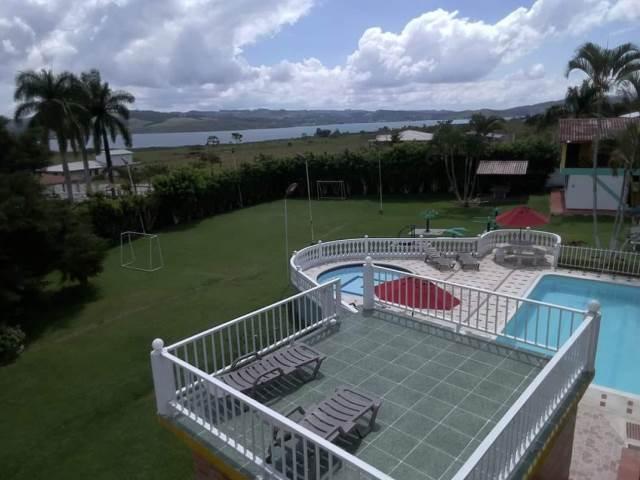 piscina para niños en el hotel alameda Darién