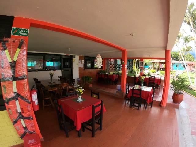 restaurante hotel alameda